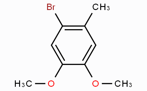 2-Bromo-4,5-dimethoxytoluene