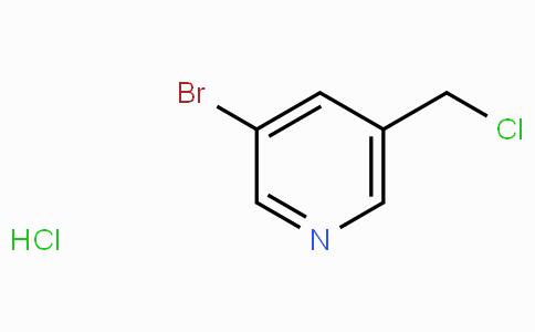 3-Bromo-5-(chloromethyl)pyridine hydrochloride