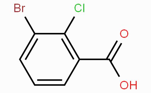 3-Bromo-2-chlorobenzoic acid