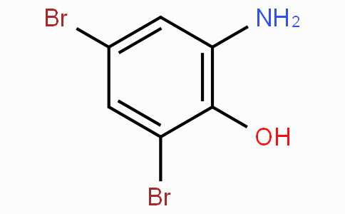 2-Amino-4,6-dibromophenol
