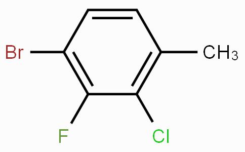 4-Bromo-2-chloro-3-fluorotoluene
