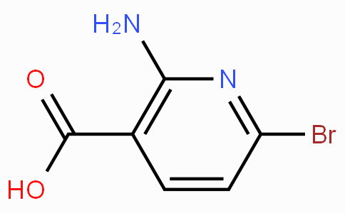 2-Amino-6-bromonicotinic acid