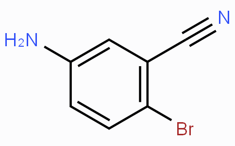 5-Amino-2-bromobenzonitrile