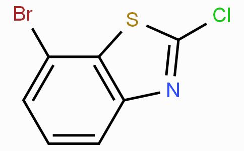 7-溴-2-氯苯并噻唑