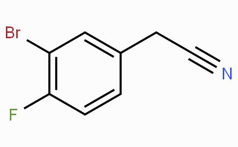 3-Bromo-4-fluorobenzeneacetonitrile