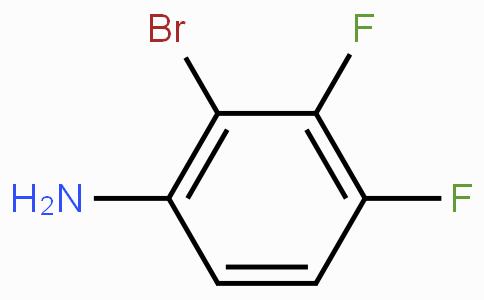 2-溴-3,4-二氟苯胺