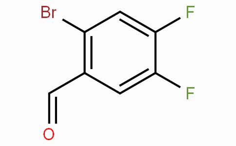 2-Bromo-4,5-difluorobenzaldehyde
