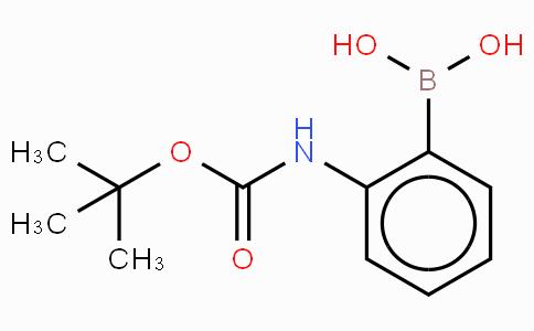 2-BOC-氨基苯基硼酸