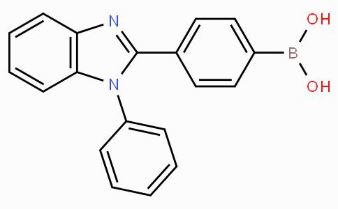 4-(1-Phenyl-1H-benzimidazol-2-yl)phenylboronic acid