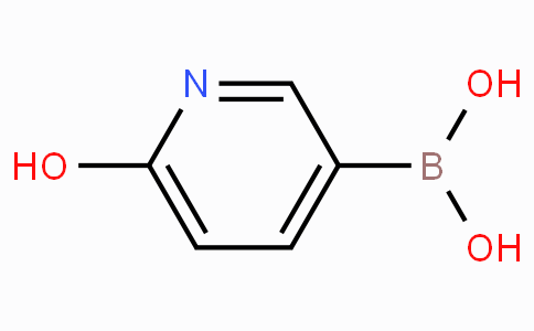 6-Hydroxypyridin-3-ylboronic acid