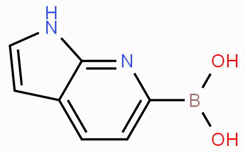 1H-Pyrrolo[2,3-B]pyridine-6-boronic acid