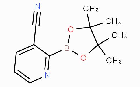 3-Cyanopyridine-2-boronicacidpinacolester
