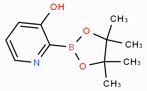 3-Hydroxypyridine-2-boronicacidpinacolester