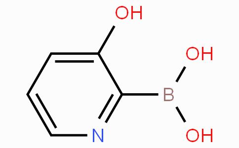 3-Hydroxypyridine-2-boronicacid