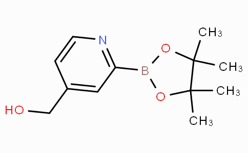 4-(Hydroxymethyl)pyridine-2-boronic acid pinacol ester