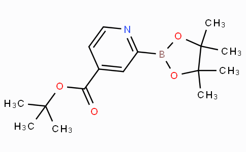 4-(Tert-Butoxycarbonyl)pyridine-2-boronic acid pinacol ester