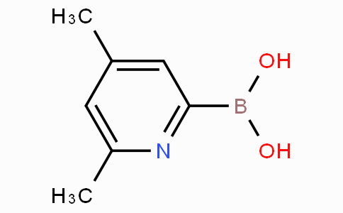 4,6-Dimethylpyridine-2-boronic acid