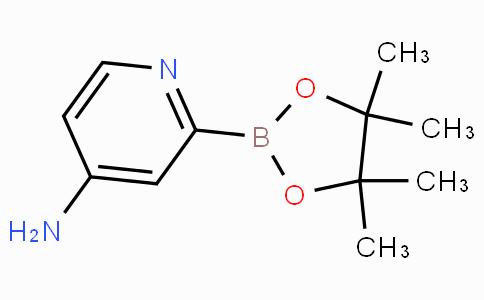 4-Aminopyridine-2-boronic acid pinacol ester