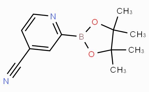 4-Cyanopyridine-2-boronicacidpinacolester