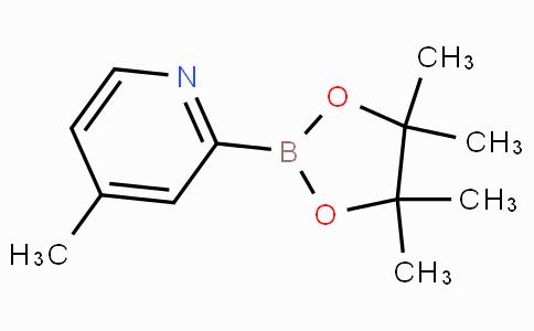 4-Methylpyridine-2-boronicacidpinacolester