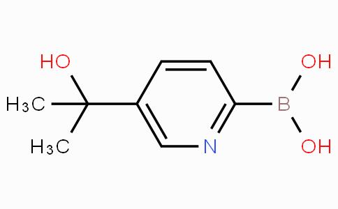 5-(2-Hydroxypropan-2-yl)pyridine-2-boronicacid