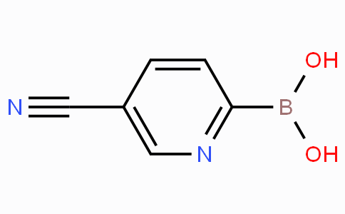 5-Cyanopyridine-2-boronicacid