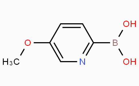 5-Methoxypyridine-2-boronicacid