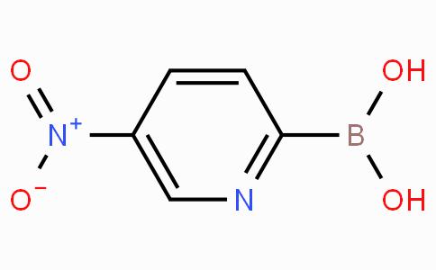 5-Nitropyridine-2-boronicacid