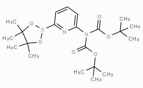 6-(Di-Boc-Amino)pyridine-2-boronicacidpinacolester
