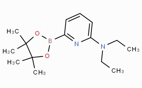 6-(Diethylamino)pyridine-2-boronicacidpinacolester