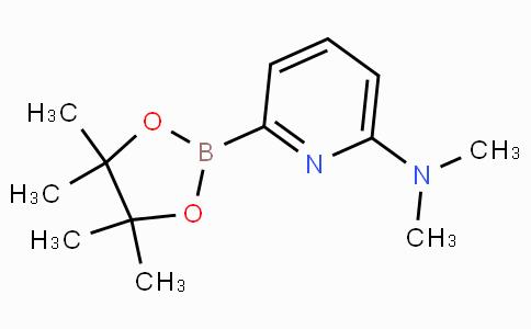 6-(Dimethylamino)pyridine-2-boronicacidpinacolester