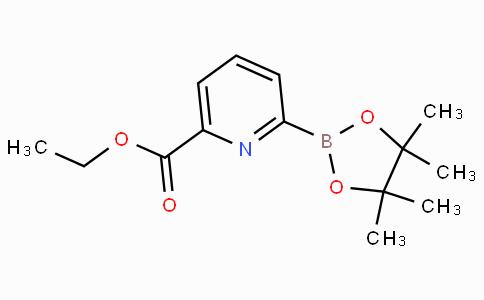 6-(Ethoxycarbonyl)pyridine-2-boronicacidpinacolester