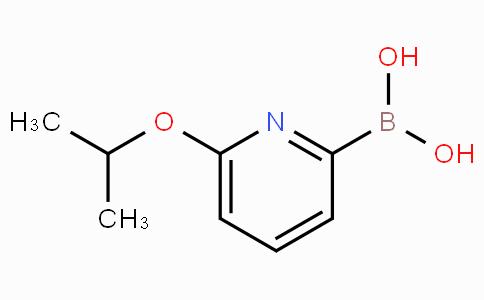 6-(Iso-propoxy)pyridine-2-boronicacid