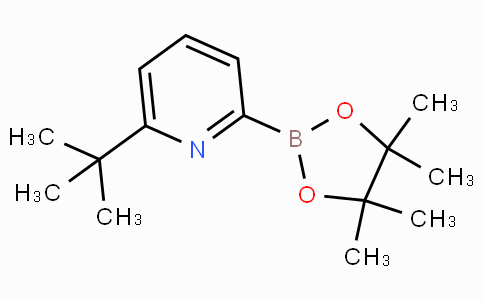 6-(tert-Butyl)pyridine-2-boronicacidpinacolester