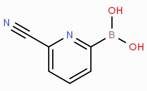 6-Cyanopyridine-2-boronicacid