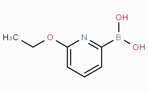 6-Ethoxypyridine-2-boronicacid