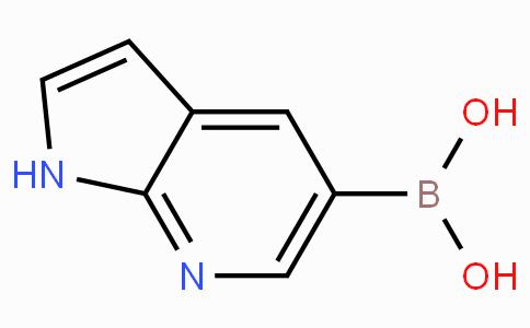 1H-Pyrrolo[2,3-B]pyridine-5-boronicacid