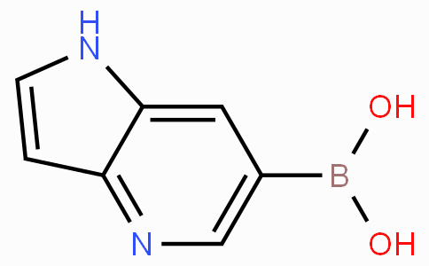 1H-Pyrrolo[3,2-B]pyridine-6-boronicacid