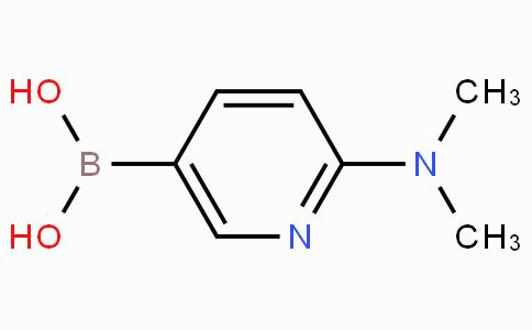 2-(二甲基氨基)吡啶-5-硼酸一水合物