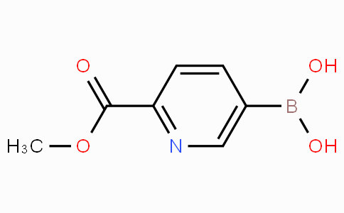 2-(Methylcarboxy)pyridine-5-boronicacid