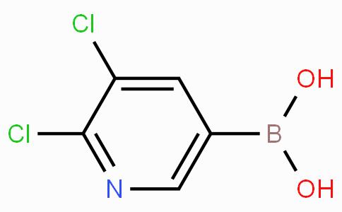 2,3-Dichloropyridine-5-boronicacid