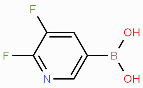 2,3-Difluoropyridine-5-boronicacid