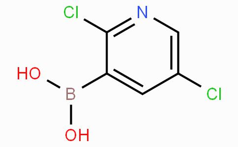 2,5-二氯-3-吡啶硼酸