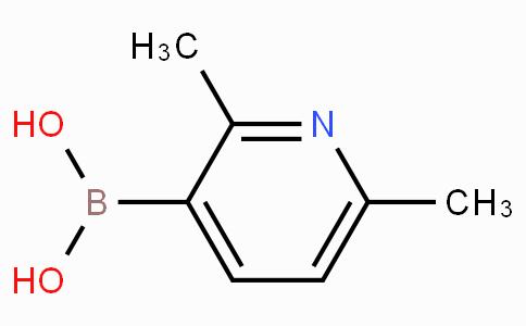 2,6-Dimethylpyridine-3-boronicacid