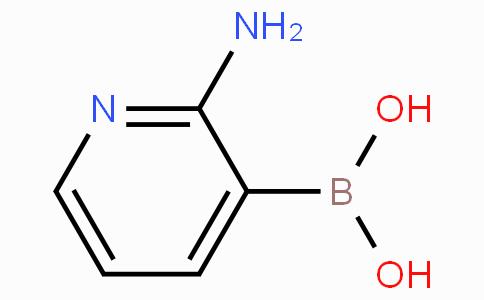 2-Aminopyridine-3-boronicacid