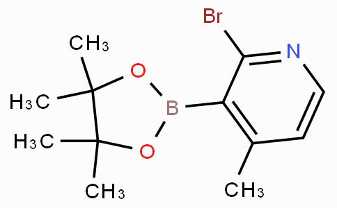 2-Bromo-4-methylpyridine-3-boronicacidpinacolester