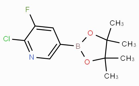 2-Chloro-3-fluoropyridine-5-boronicacidpinacolester