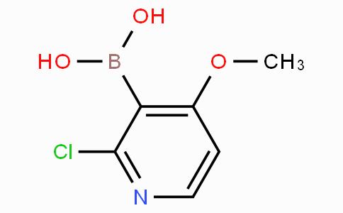 2-Chloro-4-methoxypyridine-3-boronicacid