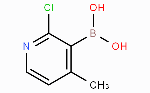 2-Chloro-4-methylpyridine-3-boronicacid