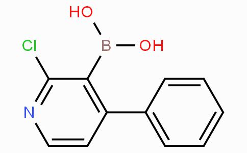 2-Chloro-4-phenylpyridine-3-boronicacid